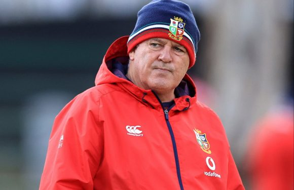 Warren Gatland furious as a South African TMO is appointed for first Lions Test