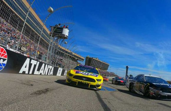 What time does the NASCAR race start today? TV schedule, channel for Atlanta race