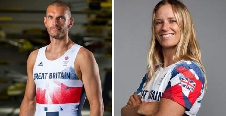 Who is Mohamed Sbihi? Who is Hannah Mills? Team GB's historic flag bearers
