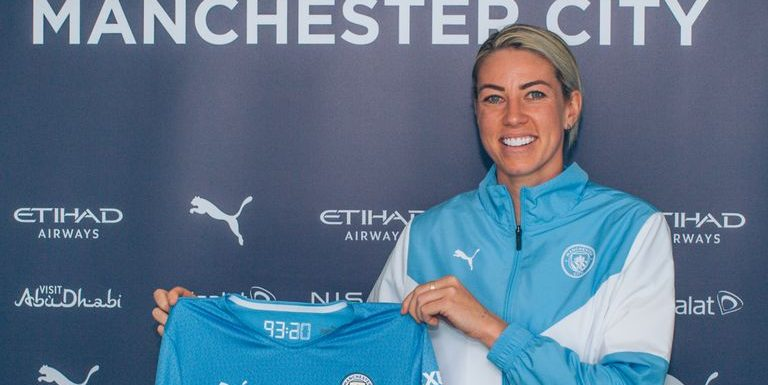 Alanna Kennedy: Manchester City sign Australia defender on two-year deal