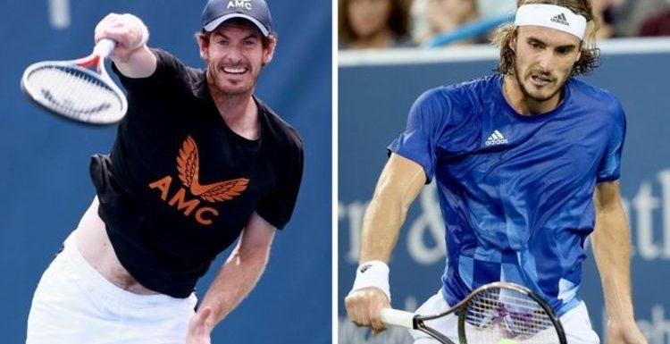 Andy Murray projected US Open draw: Tsitsipas first round with Djokovic in opposite half