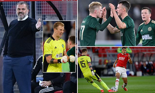 Ange Postecoglou praises Celtic's Dutch courage after seeing off AZ