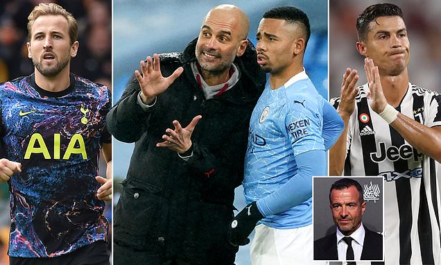 City set to stick with their forward options after missing out on Kane