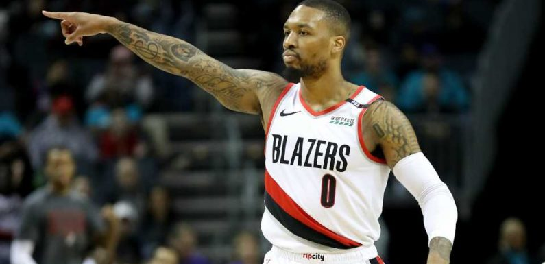 Damian Lillard trade rumors: Trail Blazers star reiterates that he's staying in Portland — for now