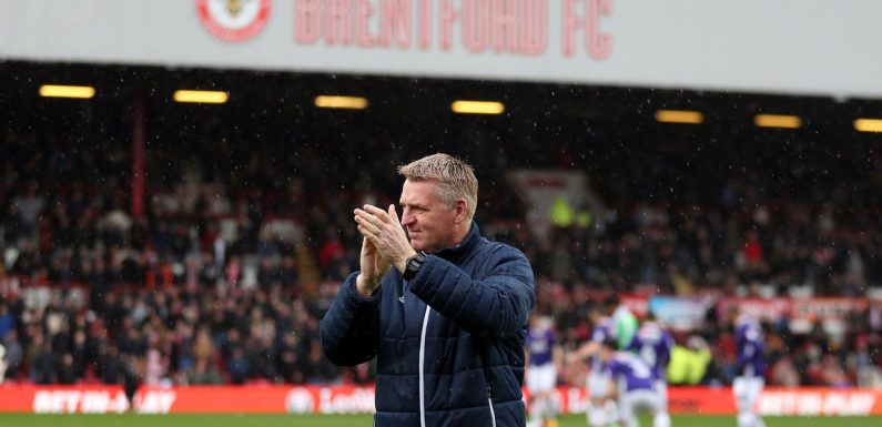 Dean Smith excited for 'emotional' reunion with Brentford and Thomas Frank