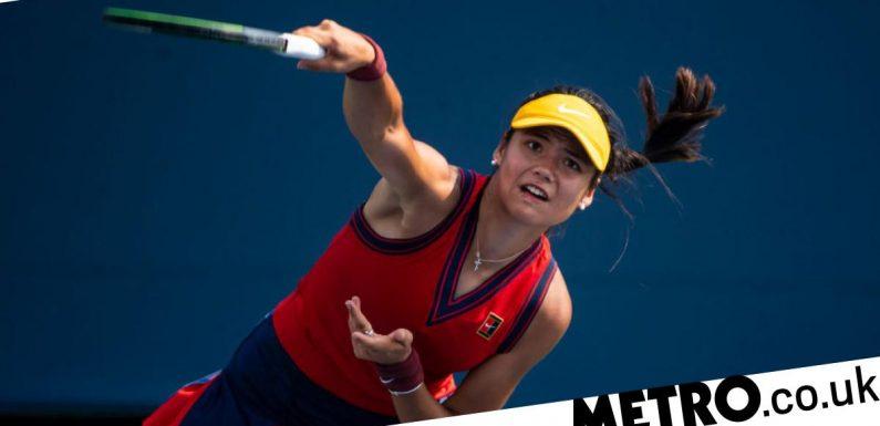 Emma Raducanu one step away from reaching US Open