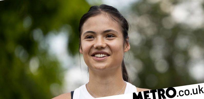 Emma Raducanu reveals Wimbledon lessons as she begins US Open quest