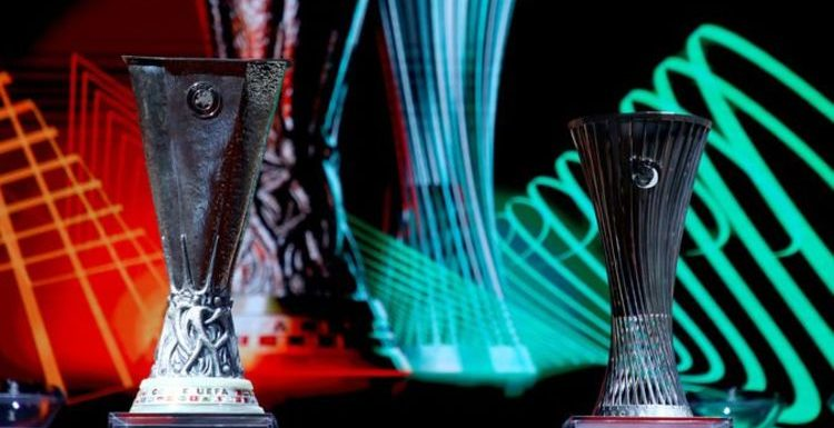 Europa League draw in full as Rangers, Celtic, Leicester and West Ham discover groups