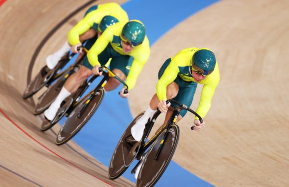 Fast response but Australia's cyclists still off pace amid blistering medal battles