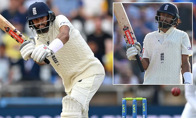 Haseeb Hameed's 50 was greeted with elation and relief at Headingley