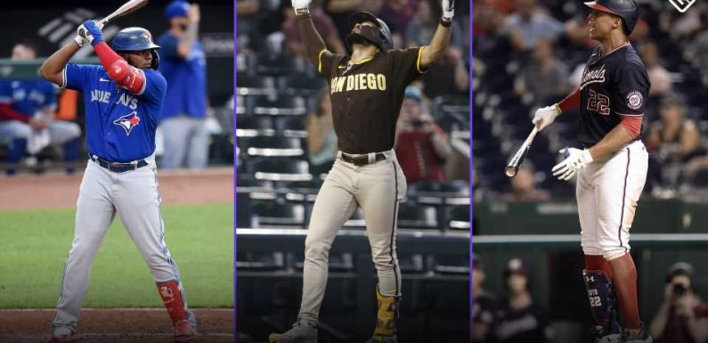 How Fernando Tatis Jr., Vladimir Guerrero Jr. and Juan Soto made 2021 the best year ever for 22-year-olds