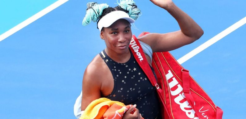 Injured Venus latest star to pull out of US Open