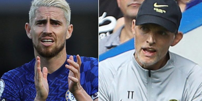 Jorginho wins UEFA men's player of the year, while Chelsea boss Thomas Tuchel named coach of the year