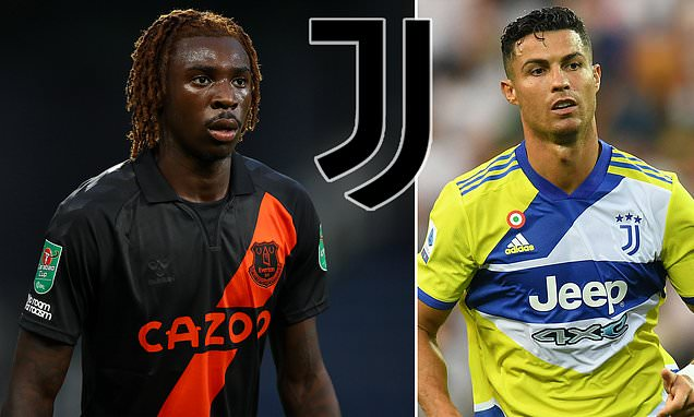 Juventus 'want to re-sign Moise Kean' as they prepare for Ronaldo exit