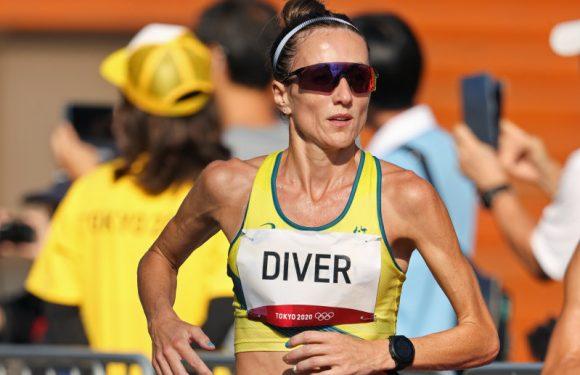 Kenyans rule the marathon, 44-year-old Australian Olympic debutant finishes 10th