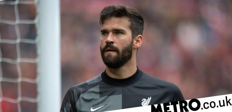 Liverpool goalkeeper Alisson left disappointed by Premier League decision