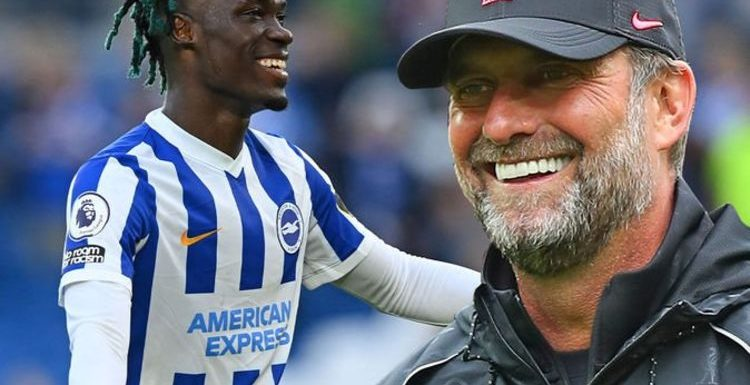 Liverpool launch official Yves Bissouma transfer enquiry as Brighton name asking price