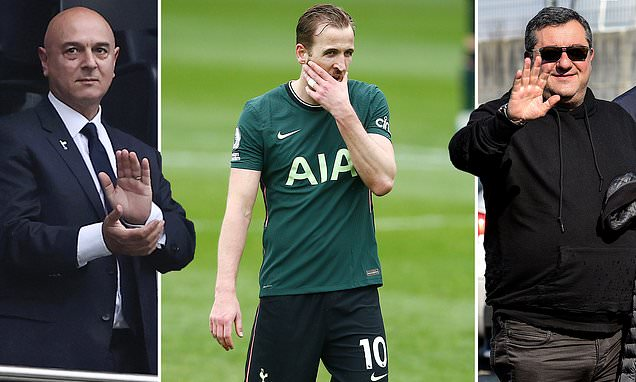 MARTIN SAMUEL: A 'super agent' like Raiola would have got Kane to City