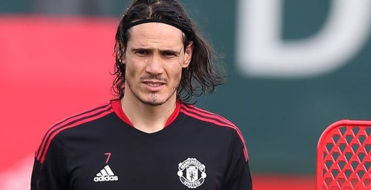 Man Utd star Edinson Cavani 'angry' with Red Devils after Premier League decision