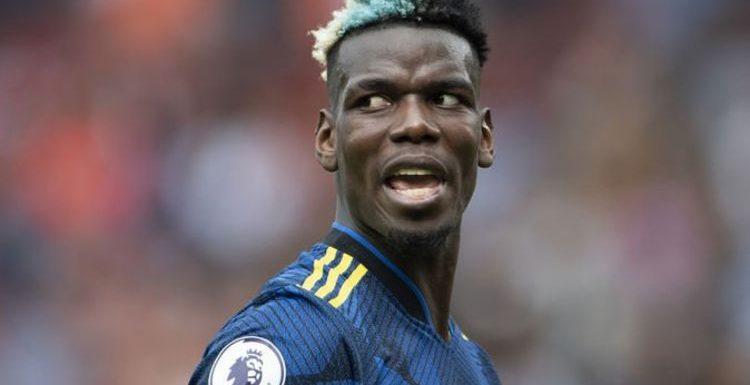 Man Utd star Paul Pogba's transfer talks with Kylian Mbappe