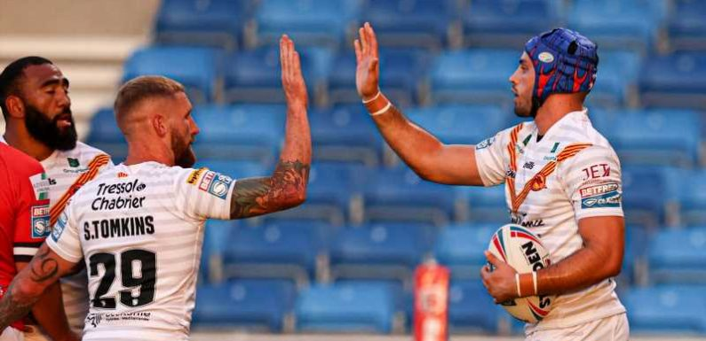 Match Report – Salford 14 – 42 Catalans