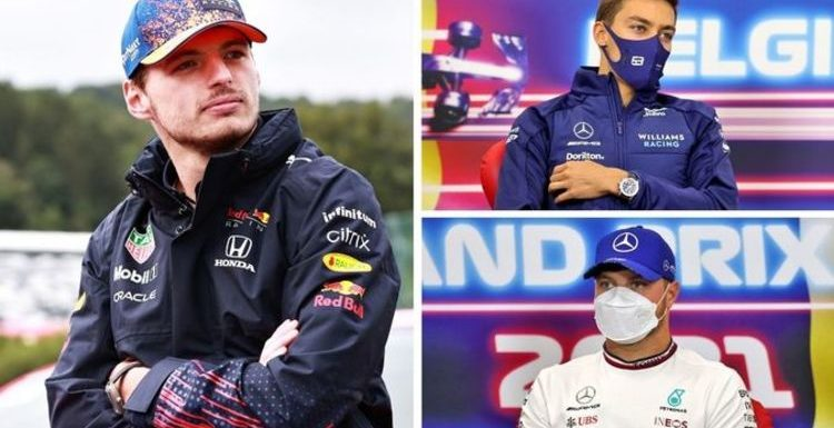 Max Verstappen weighs in on Lewis Hamilton's 2022 team-mate predicament