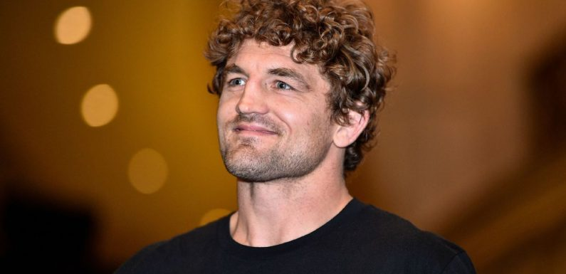 Maybe we can all learn something from Ben Askren