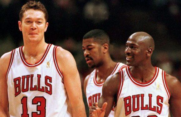 Michael Jordan admits regret over Longley snub in Bulls documentary