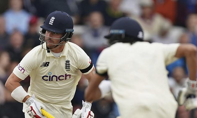 NASSER HUSSAIN: This is how England SHOULD be batting!