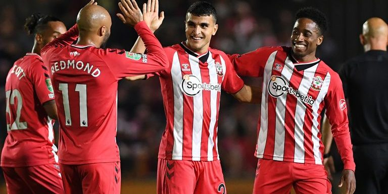 Newport 0-8 Southampton: Mohamed Elyounoussi scores hat-trick in Saints romp