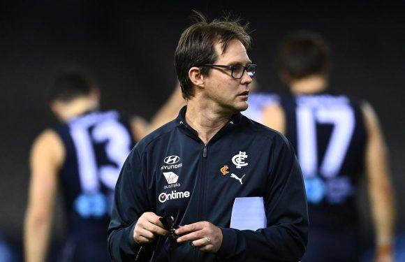 Plot thickens in Carlton coaching debacle as rumours swirl