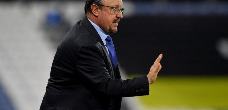 Rafael Benitez hails Tom Davies and Alex Iwobi for playing through pain