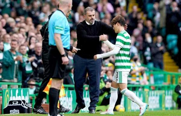 Rangers did right thing with bans for Kyogo Furuhashi abuse – Ange Postecoglou