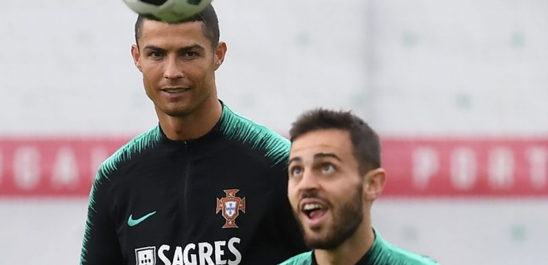 Ronaldo's 'spoken with Man City trio' on transfer with £26.5m salary no issue