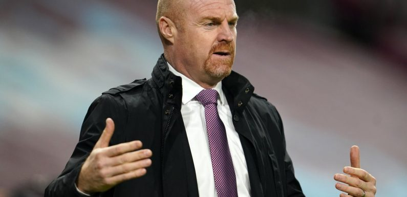 Sean Dyche believes Burnley's first win will be sooner rather than later