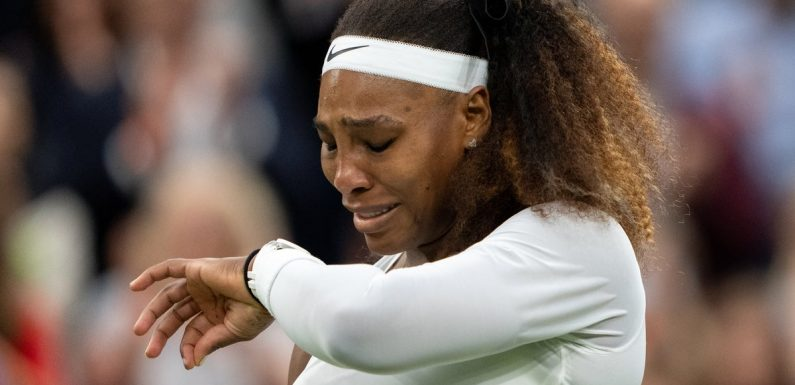 Serena Williams withdraws from US Open as she recovers from torn hamstring