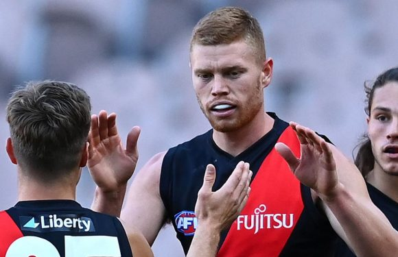 Star's scary message for AFL rivals