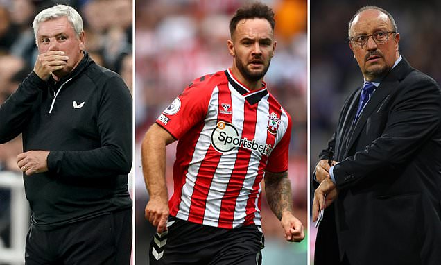 Steve Bruce denied 'privilege' of working with Adam Armstrong