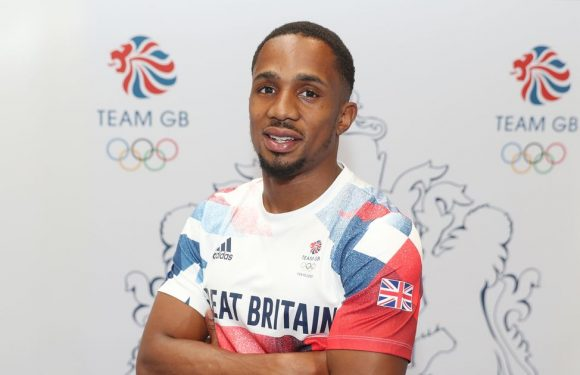 Team GB silver medalist Ujah suspended for doping breach after Tokyo 2020