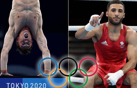 Tokyo Olympics LIVE: Yafai wins boxing gold as Daley makes diving final