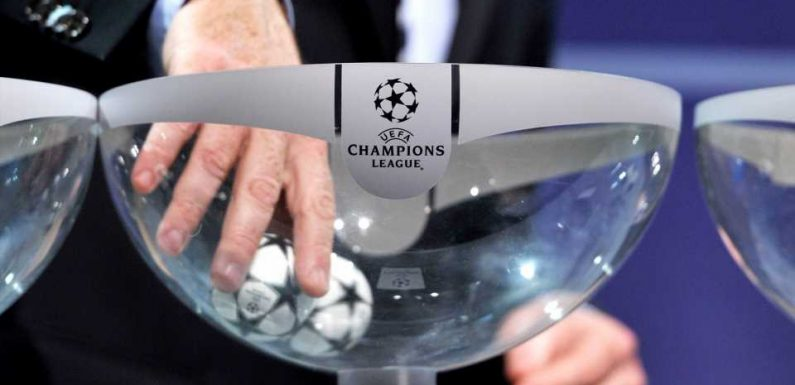 UEFA Champions League draw: Live updates, list of groups for 2021 UCL group stage