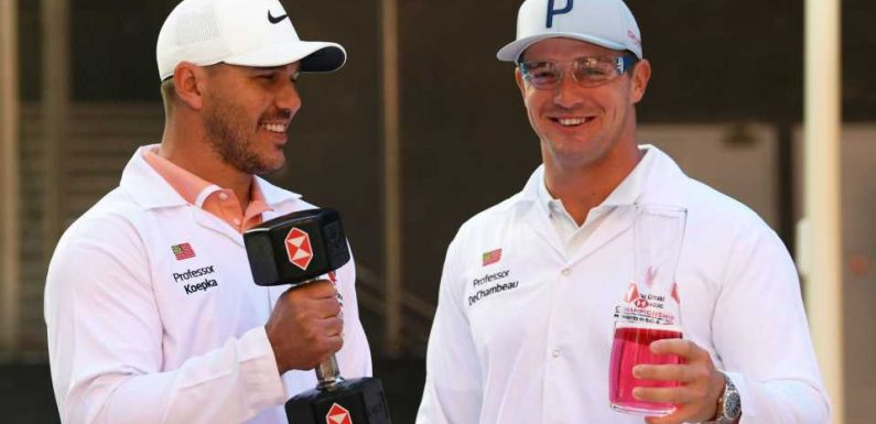US Ryder Cup captain: Bryson DeChambeau, Brooks Koepka to keep it civil but likely won't pair up