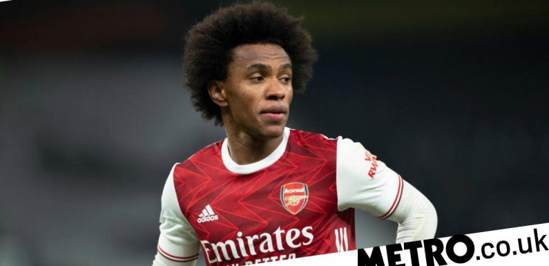 Willian agrees Arsenal exit after talks with board