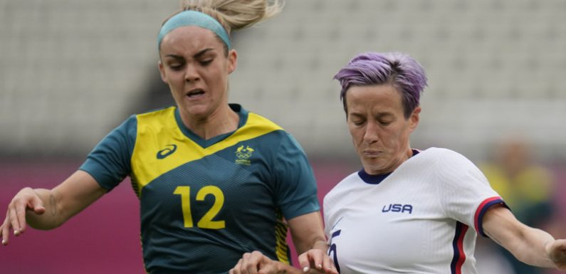 'Enormous opportunity': Matildas set to host two USA friendlies in Sydney