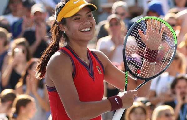 'Nothing to lose': Emma Raducanu taking free-spirited approach into US Open second week