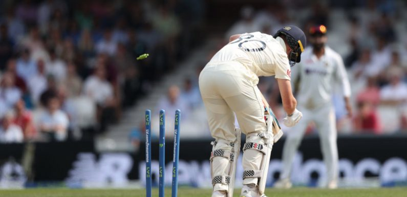 'Spell of the summer': Bumrah-inspired India trump insipid England