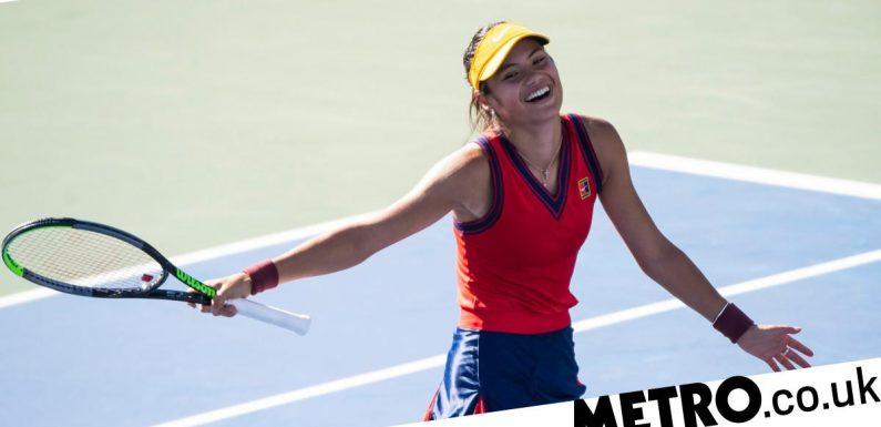 'It's not hype, it's real' – Navratilova's verdict on US Open star Emma Raducanu