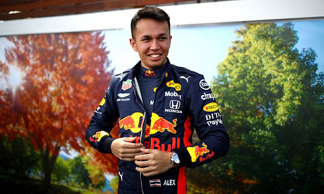 Alex Albon is set to replace George Russell at Williams next season
