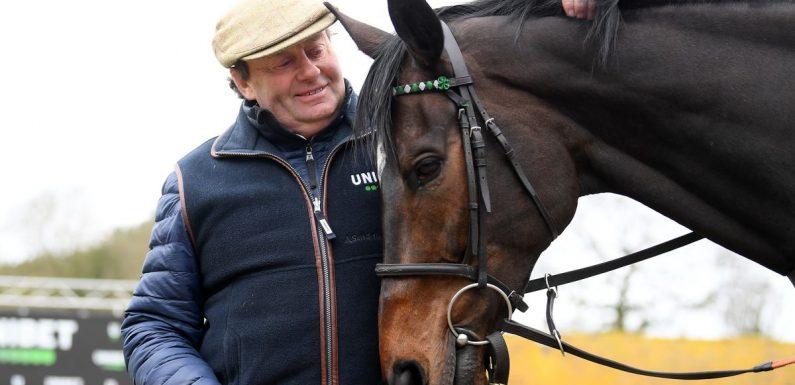 """Altior retires as four-time Cheltenham winner's """"amazing career"""" ends"""