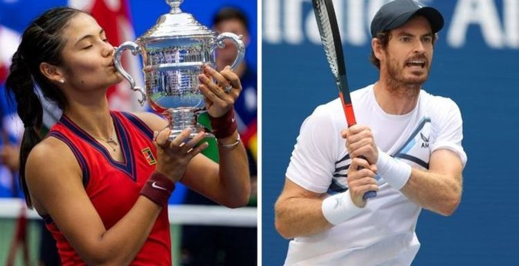 Andy Murray publicly speaks out on Emma Raducanus historic US Open win